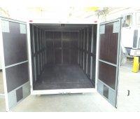 Ворота на фургон