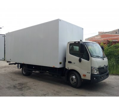 Изотермический фургон на Hino