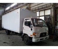Промтоварный фургон на Hyundai