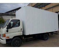 Изотермический фургон на Hyundai
