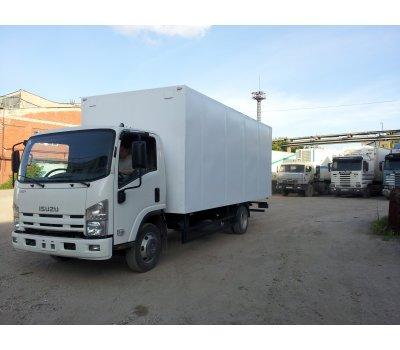 Изотермический фургон на Isuzu