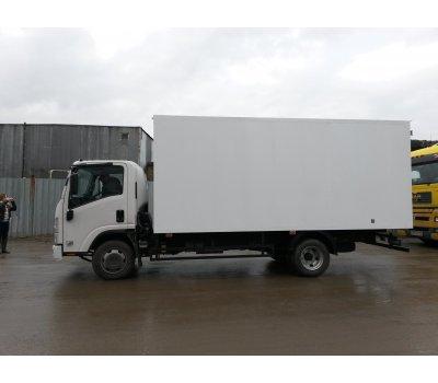 Промтоварный фургон на Isuzu