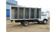 Хлебные  фургоны