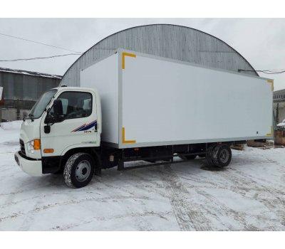 Изготовить фургон на Hyundai
